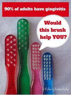 Orawellness Bass toothbrushes gingivitis