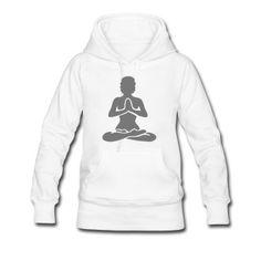 yoga Hoodie | Spreadshirt | ID: 11657070