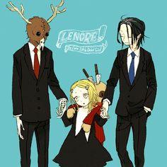 Lenore: The Cute Little Dead Girl, Ragamuffin, Lenore, Taxidermy, Mr. Gosh, Skull