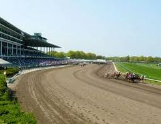 Monmouth Park located in Ocean Port; Monmouth Park hosts the Haskell Invitational Handicap each August. The Jersey Derby is also run at Monmouth.