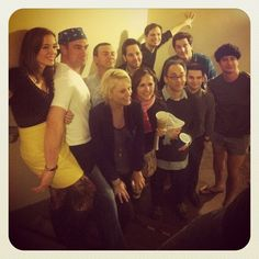 yesssssssssss....Cast of Wet Hot American Summer reunites