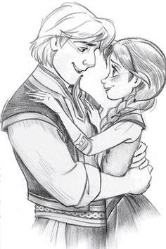 Kristoff and Anna | Frozen | Disney