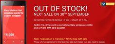 Flipkart Redmi_1s_flash sale