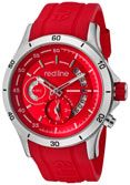 Red Line  Men's Tech Alarm Red Dial Red Silicone For $65 plus Free Shipping