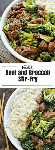 Switch up your normal take-out order by making it at home! A blend of Asian sauce, tender meat, and broccoli make this recipe a delicious homemade alternative. Take that, take-out! #takeout #beefandbroccoli #asian #beefrecipes