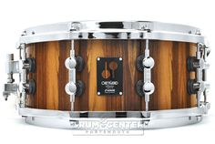 Sonor One Of A Kind Maple Snare Drum 14x6 Poisonwood