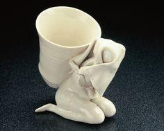 Beast of Burden, 1998 Coille Hooven Kate Macdowell, Toshiko Takaezu, Arlene Shechet, Beatrice Wood, Ceramic Art, Beast, Sculptures, Clay, Ceramics