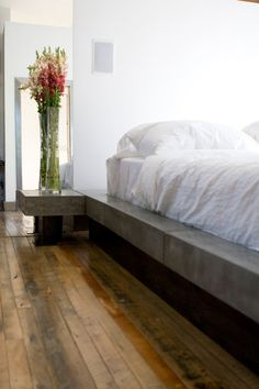 Concrete Bed