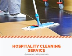 Get the highest standard of Professional #Hospitality #Cleaning #Services in #Brisbane from Allcomclean. Whether you are a Hotel or Sports Venue, we keep your property clean & make it look presentable to serve a lasting impression on your customers.