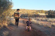 Alice Springs Telegraph Station Family Bike Trails