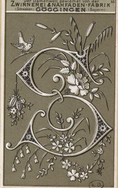 (44) Gallery.ru / Фото #9 - 25 - svet05 Calligraphy Doodles, Calligraphy Alphabet, Islamic Art Calligraphy, Embroidery Alphabet, Embroidery Sampler, Embroidery Patterns, Monogram Fonts, Monogram Letters, Monogram Initials
