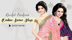 Rachit Fashion is one of the most reliable online clothing store for designer wedding sarees and party wear shopping. Check out our online store here http://www.rachitfashion.com/