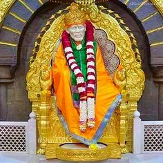Sai Baba Hd Wallpaper, Ganesh Wallpaper, Sai Baba Pictures, God Pictures, Guru Nanak Jayanti, Shirdi Sai Baba Wallpapers, Lord Murugan Wallpapers, Sai Baba Quotes, Baba Image