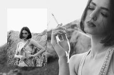 Photographer : Flavia Bocsan Model: @adaoraseanu #blackandwhite #collage #model #fashion #portrait #photoshoot #photography