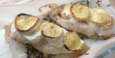 Kip uit de oven met geitenkaas, citroen & tijm