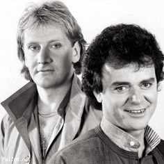 Graham Russell & Russell Hitchcock (Air Supply)