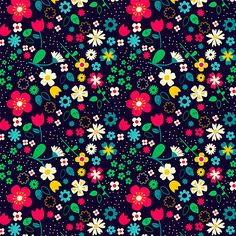 By Tjarda Borsboom Hello Wallpaper, Print Wallpaper, Pattern Wallpaper, Cute Wallpaper Backgrounds, Aesthetic Iphone Wallpaper, Wallpapers, Flower Prints, Flower Art, Plant Painting