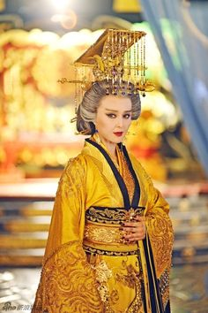 The Empress of China 武则天 Wu Zetian Fan Bing Bing 范冰冰 http://www.ancientchinese.net/index.php?topic=1129.0