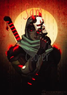 Oni Genji~  One of my favorite skins of his. Sad I couldn't have gotten it my self.
