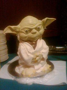 59 Best Yoda Cakes Images Yoda Cake Cake Star Wars Cake