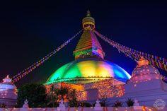 Boudhanath stupa is back to its original glory (with added colours)! #boudhanath #boudhanathstupa #bouddha #kathmandu #kathmanduvalley #nepal #nepalgram #instanepal #kathmandugram #dutourdumonde #nepalnow #nepalphotoproject #resourcemag #dktm #nepal8thwonder #nikonlove #nikonnofilter #inauguration