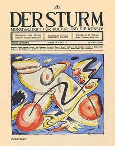 Der Sturm, 1917