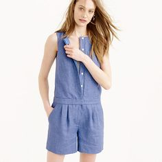 I didn't think rompers were my thing, but I love this one from JCrew.