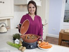 After years in the culinary wilderness slow cookers are back. ANNE SHOOTER tested eight to cook a simple beef casserole. Large Slow Cooker, Beef Casserole, Ranges, Food Preparation, The Best, Meals, Cooking, Meal, Kochen