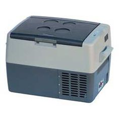 NRF-30 AC/DC Portable Refrigerator/Freezer - Little Guy uses this in the T@G