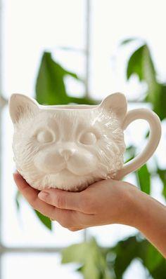 Kitty Coffee Mug