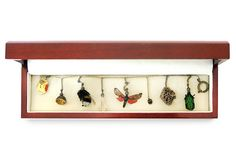 Bumbelbee & Co. (2008) Charm Bracelet made from charms found in nature, Anne Ten Donkelaar.
