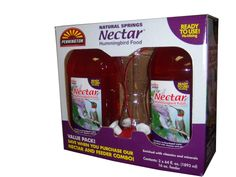 Natural Springs Nectar® Value Pack