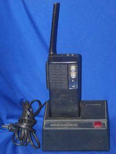 Police Radio, Two Way Radio, Fire Apparatus, Ham Radio, Law Enforcement, Radios, Firefighter, Ems, Really Cool Stuff