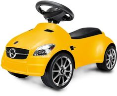 Flying Gadgets Mercedes Benz SLK55 Foot To Floor Ride On Car In Yellow - Model  http://www.ebay.co.uk/itm/Flying-Gadgets-Mercedes-Benz-SLK55-Foot-To-Floor-Ride-On-Car-In-Yellow-Model-/252267622087?hash=item3abc526ec7:g:BCoAAOSwFqJWp5dr