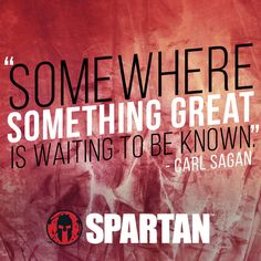 Something to be great. @SpartanRace
