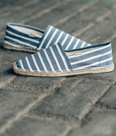 Meet the Soludos espadrille: your go-to summer shoes whether you're beach-bound or kicking' it in the city.