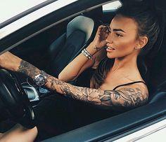 So beautiful. @annaksyuk ❣ #tattoos - Follow @inkspotats for more !! More