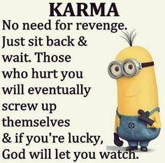 #Minion #karma