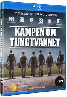 Kampen Om Tungtvannet (Blu-ray) (Blu-ray)