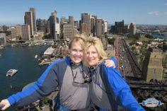 Top of Harbor Bridge Oct. 4, 2013