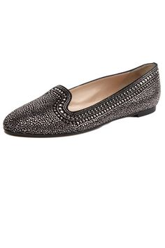 #Valentino studded loafers