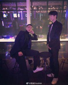 Good Friends and K-ent Rising Male Drama Leads Ji Soo and Nam Joo Hyuk Vogue it Up After 2017 MAMA - A Koala's Playground