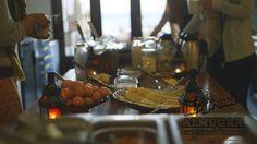 Dfrost Almugar Surf & Yoga House, Morocco Great breakfast