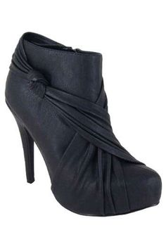 Nelson 62 Bootie In Black - Beyond the Rack