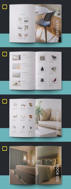 Find tips and tricks, amazing ideas for Portfolio layout. Discover and try out new things about Portfolio layout site Design Brochure, Brochure Template, Restaurant Brochure, Layout Design, Product Catalog Template, Product Catalogue, Catalogue Layout, Magazin Design, Blond Amsterdam