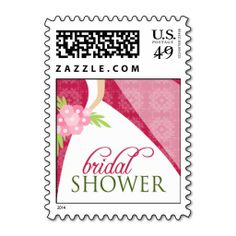 Wedding Gown Bridal Shower Invite Stamp_2 (pink) We provide you all shopping site and all informations in our go to store link. You will see low prices onShopping          	Wedding Gown Bridal Shower Invite Stamp_2 (pink) today easy to Shops & Purchase Online - transferred directly se...