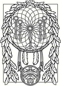 Creative Haven Dreamcatchers Stained Glass Coloring Book Welcome to Dover Publications