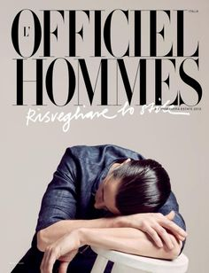 Matthew Goode by Johan Sandberg by L'Officiel Hommes Italia