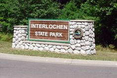 Interlochen State Park - where it all began... :)