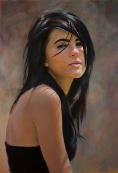 portrait painting | Tumblr